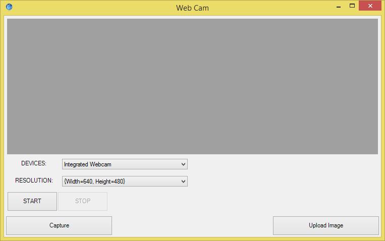 Using A Webcam Over A Remote Desktop Session - TRAKnet